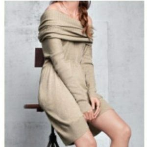 Victoria's Secret Sweater dress size small!